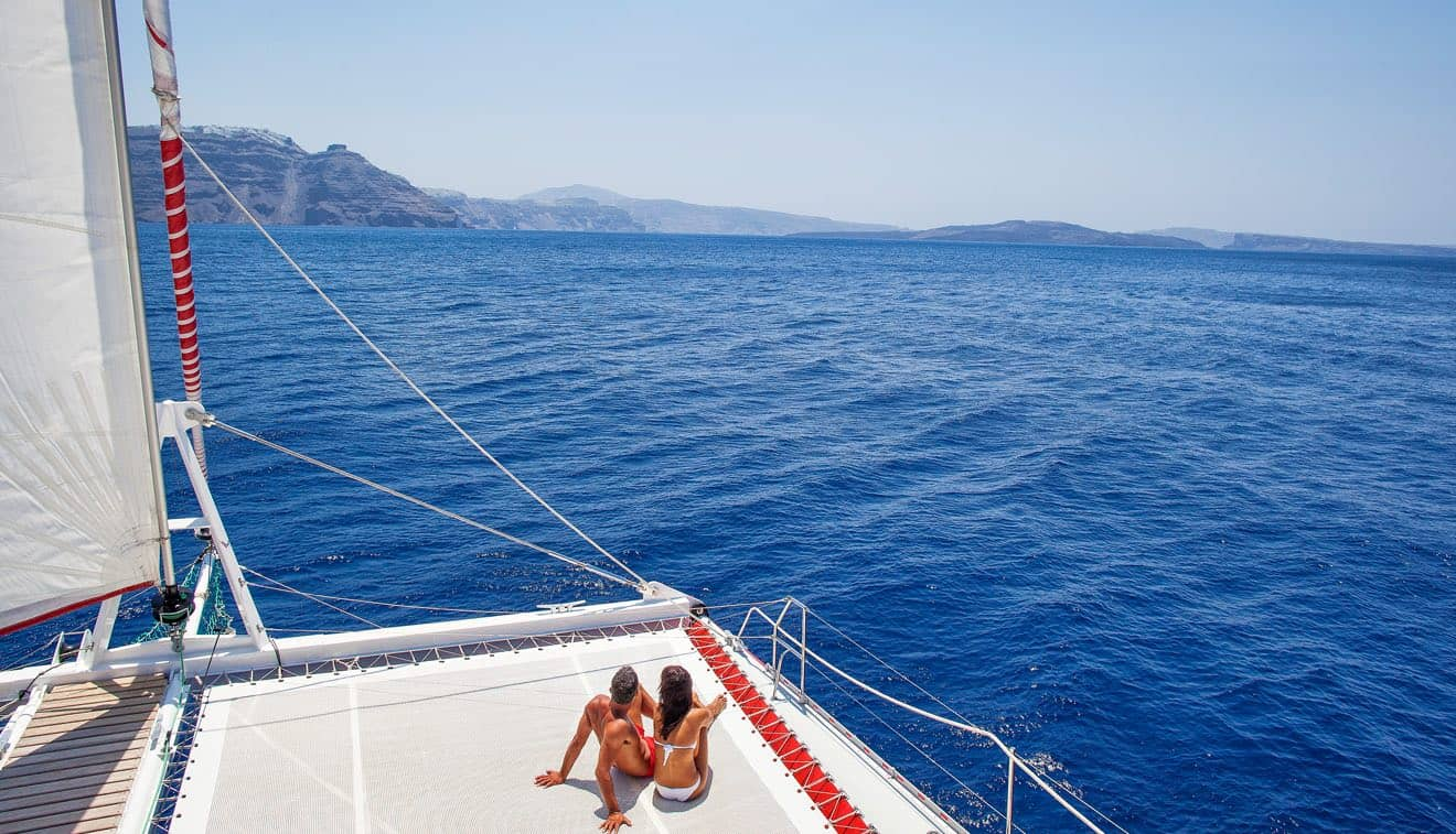 Santorini – The Black Pearl Of The Aegean