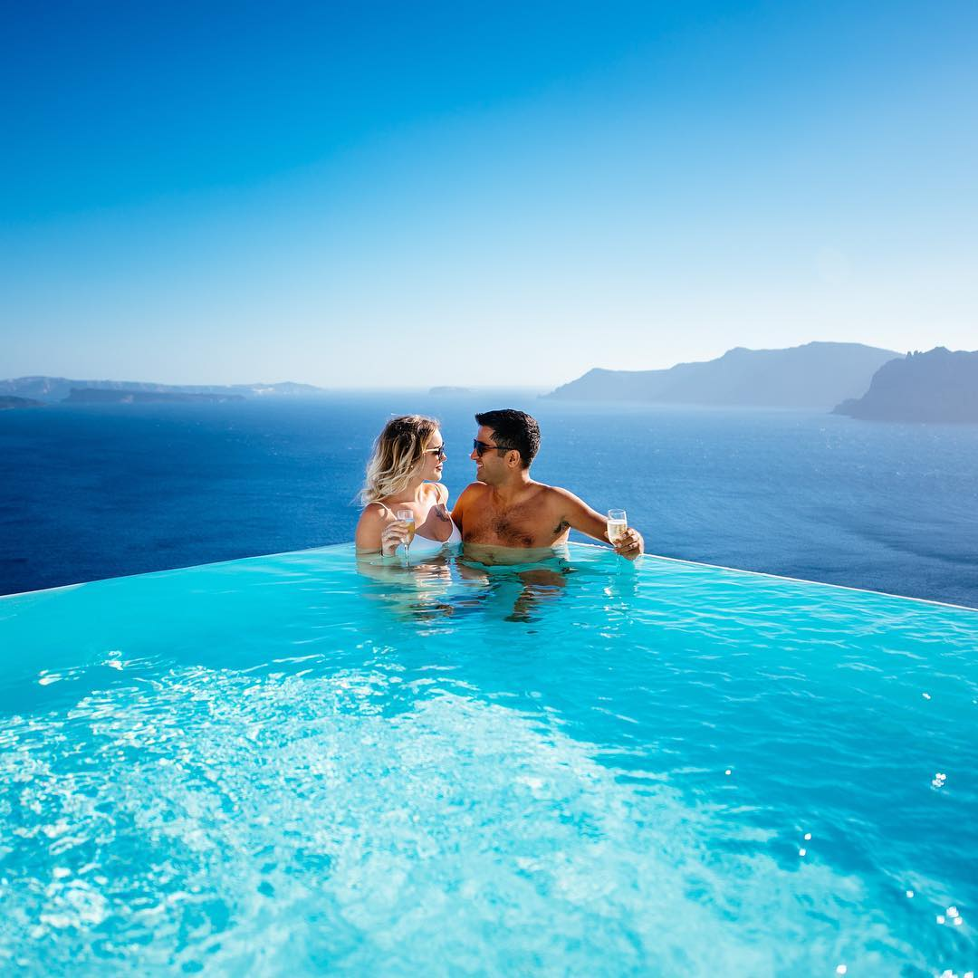 Canaves Oia Ranks On Travel + Leisure's Most Romantic Hotels In The World