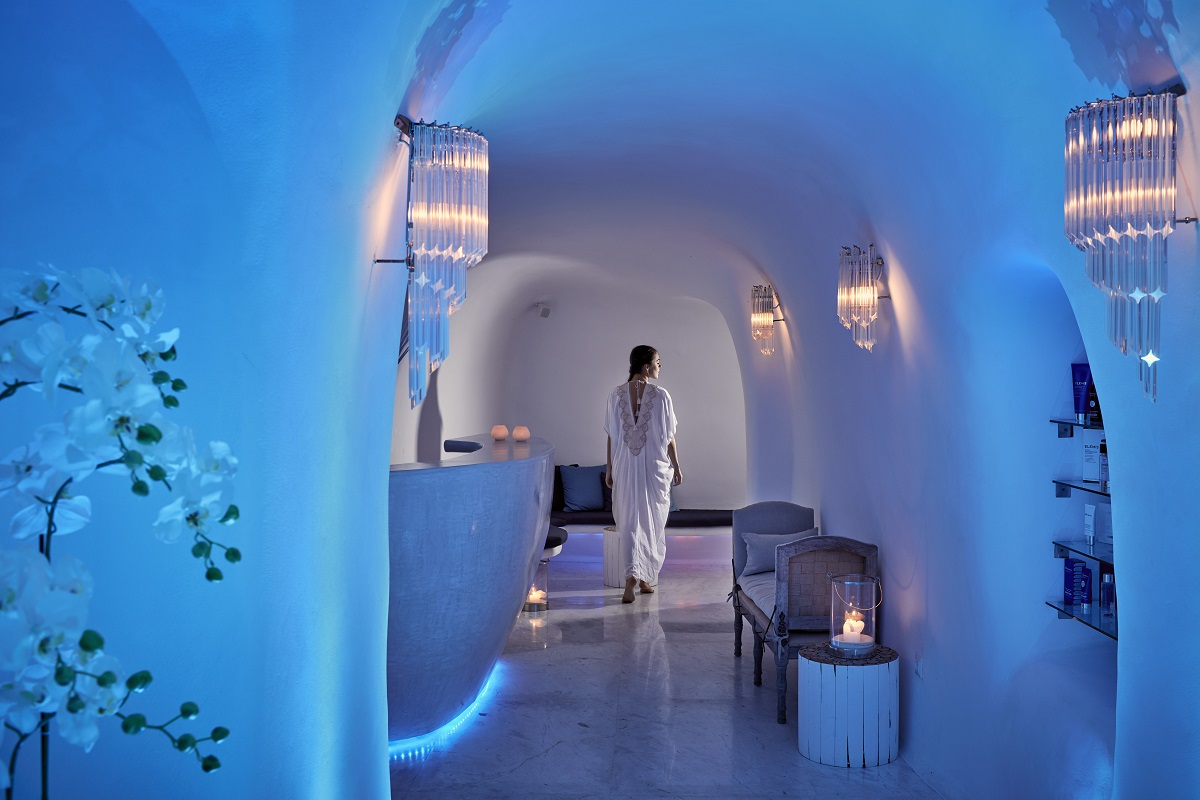 Canaves Oia Spa