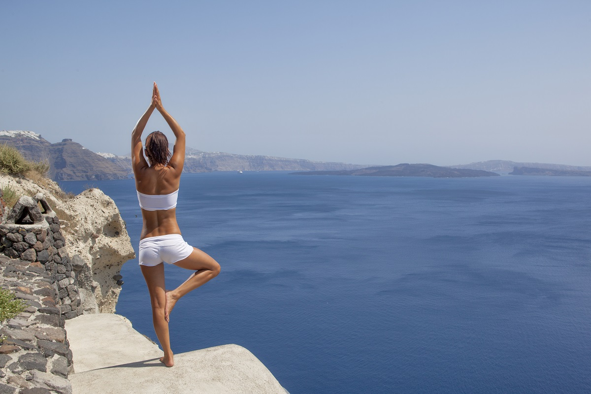 The Road To Relaxation – Spa & Yoga At Canaves Oia