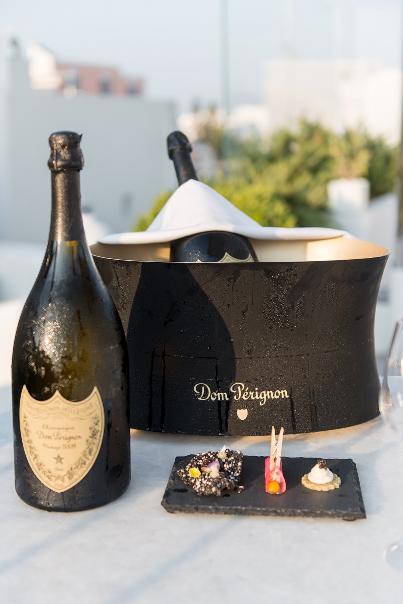 Canaves Sunday Suites – Dom Perignon