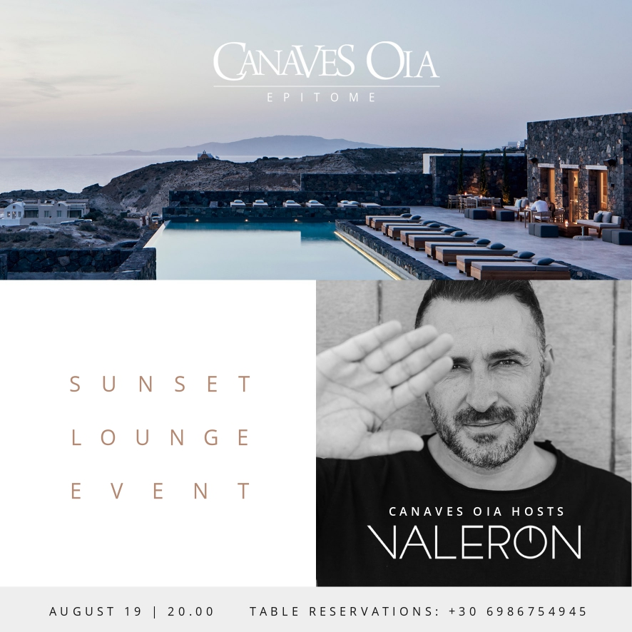 Spotlight On Canaves Oia Epitome