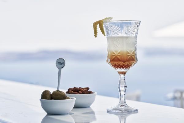 Cocktail Recipe: Smoky Italiano