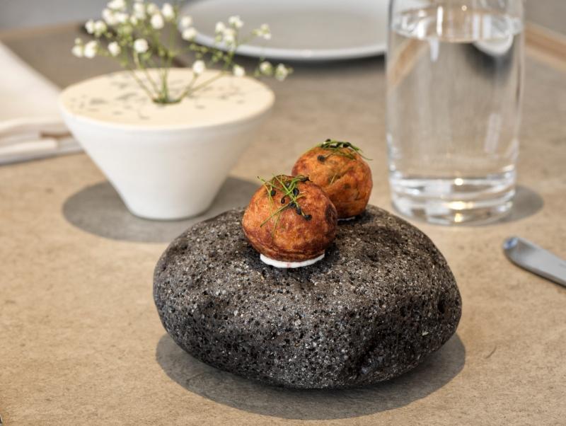 Recipe: Tomato Balls – Starter At Elements Restaurant